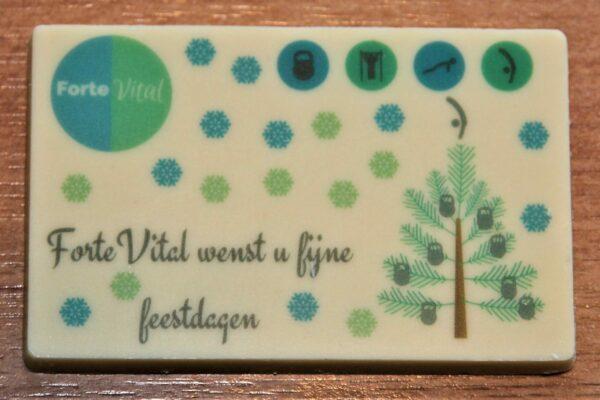 chocolade-visitekaartje