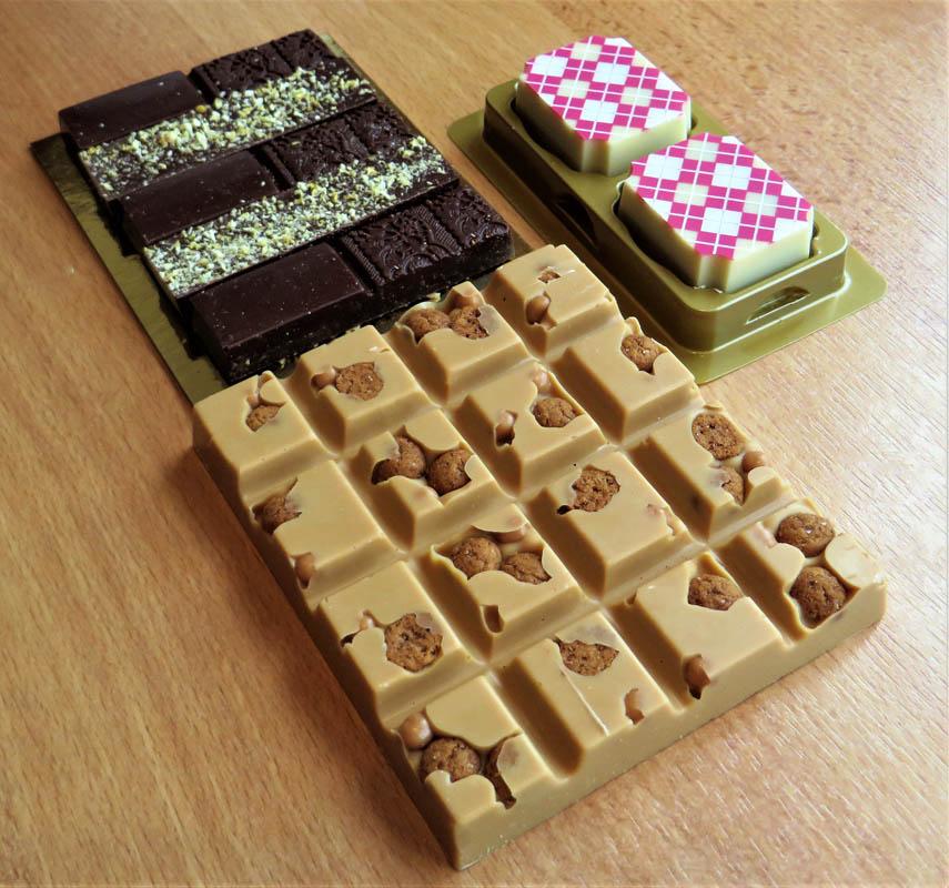 Het chocoladeabonnement voor chocoholics