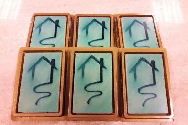 visitekaartje-van-chocolade