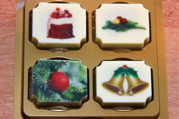 bonbons-met-kerstmotief